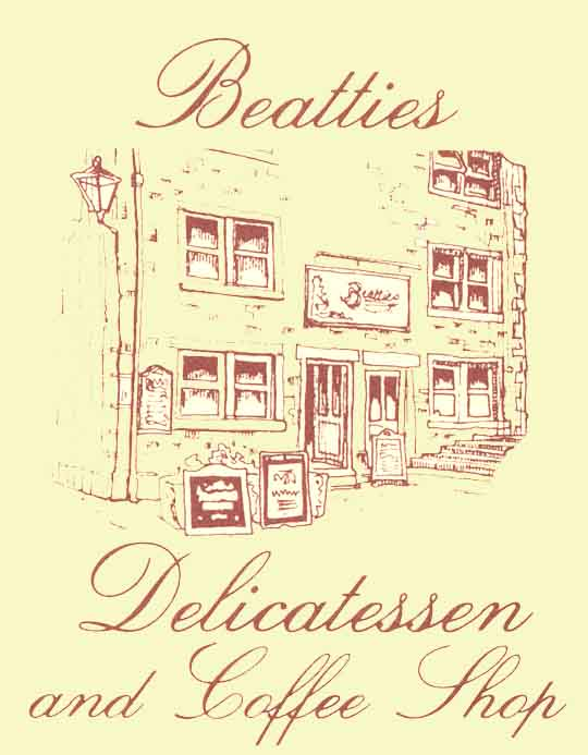 Beatties Deli and Cafe/Coffee Shop in Holmfirth