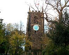 church tower from westgate.jpg (23121 bytes)