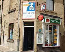 Restaurants Near Honley