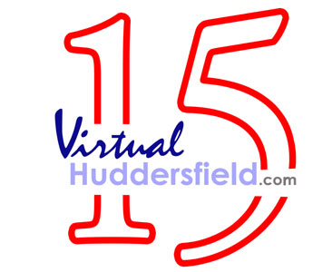 Virtual Huddersfield, celebrating our 15 Year