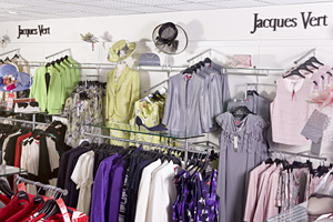 Peters Fashions - 2nd Floor