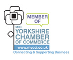 Member of The Chamber of Commerce Huddersfield