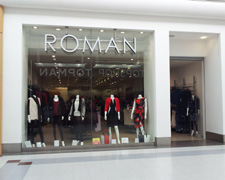 Roman Fashions, Kingsgate Shopping Centre Huddersfield