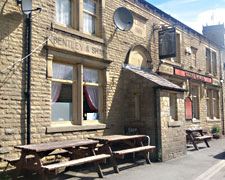 The Silent Woman Pub, Slaithwaite
