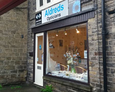 Aldred's Opticians, Slaithwaite