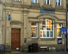 Barclays Bank, Holmfirth