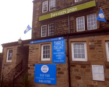 Blue Tiger Indian Restaurant, Honley