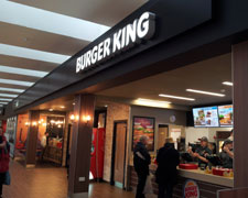 Burger King, Packhorse Centre Huddersfield