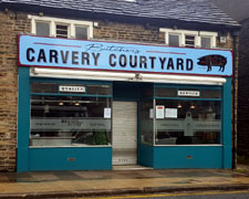 Butchers Carvery Courtyard, Slaithwaite