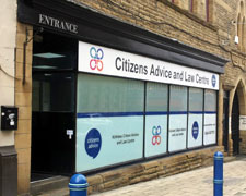 Citizens Advice Bureau, Huddersfield