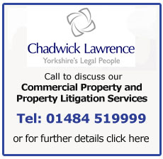 Chadwick Lawrence for Commercial Property Services Huddersfield