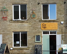 CO UP, Slaithwaite. Co Working & Event Space