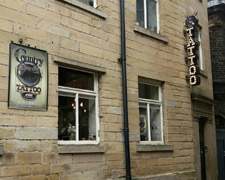 The Country Gent Tattoo Parlour, Huddersfield