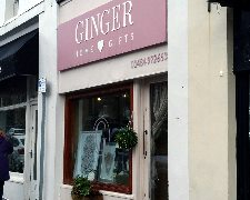 Ginger, Almondbury