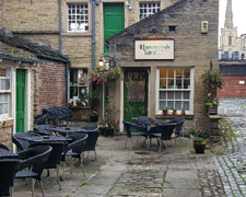 Hammonds Yard, Coffee Shop & Bistro, Huddersfield