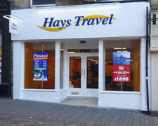 Hays Travel Huddersfield