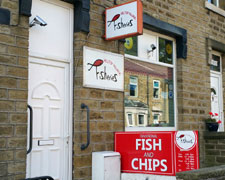 Hill Top Village Fisheries, Slaithwaite