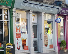 Holmfirth Food and Wine Shop