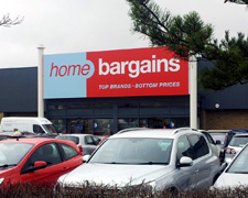Home Bargains Huddersfield
