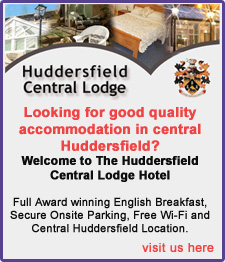 The Central Lodge Hotel Huddersfield