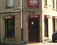 Hugo Barbers, Lindley, Huddersfield