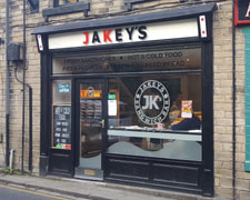 Jakeys Sandwich Shop, Holmfirth
