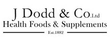 J Dodd & Co, Health Food Sstore Huddersfield