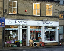 Kirkwood Hospice Charity Shop, Holmfirth