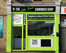 Little Green Sandwich Shop, Huddersfield
