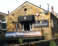 Manor House Fireplaces, Slaithwaite