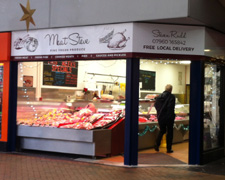 Meat Steve, Butchers Shop, Huddersfield
