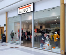 Minoti Children's Fashion. Kingsgate Shopping Centre Huddersfield