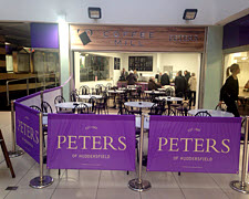 Peters Coffee Mill, Packhorse Centre Huddersfield