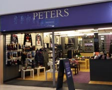 Peters Meanswear, Packhorse Centre Huddersfield