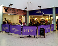 Peters Department Store, Packhorse Shopping Centre Huddersfield