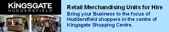 Kingsgate Retail Merchandising Units