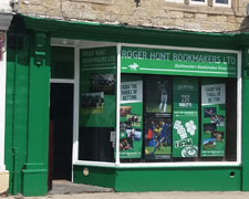 Roger Hunt Bookmakers, Slaithwaite