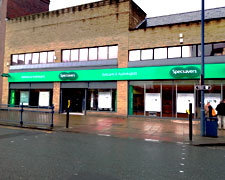 Specsavers Opticians, Huddersfield
