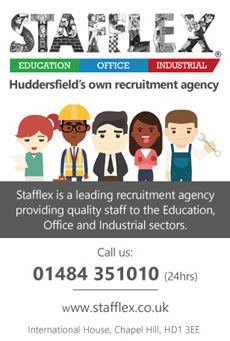 Staff Available at Stafflex Recruitment Huddersfield