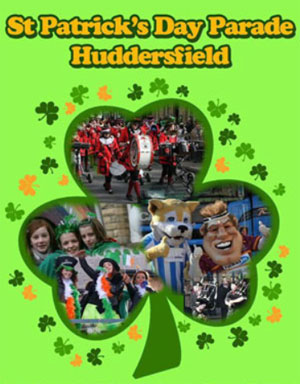St Patricks Day Huddersfield
