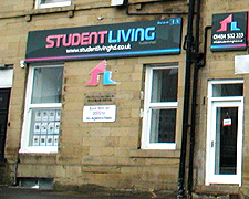 Student Living Letting Agent, Huddersfield