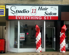 Studio 11 Hair Salon, New Street, Huddersfield