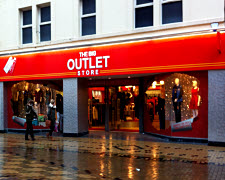 The Big Outlet Store, Huddersfield