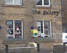The Gallery at the Emporium, Slaithwaite