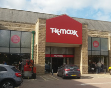 TK Maxx, Great Northern Retail Park, Huddersfield