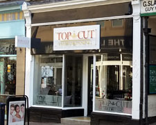 Top Cut Hairdressers, King Street, Huddersfield