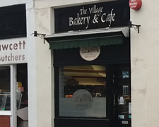 Village Bakery & Cafe Almondbury