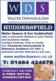 Walter Dawson & Son, Chartered Account Huddersfield
