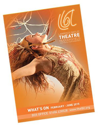 What's On at the Lawrence Batley Theatre Huddersfield