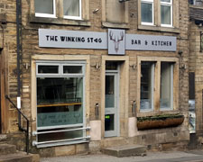 The Winking Stag Pub, Holmfirth